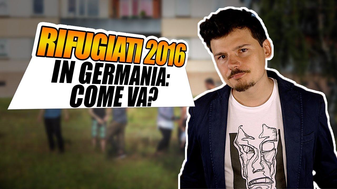 Come va con il milione di rifugiati in Germania? Si integrano?