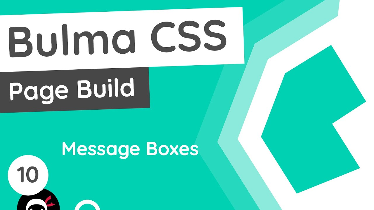 Bulma CSS Tutorial (Product Page Build) - Message Boxes