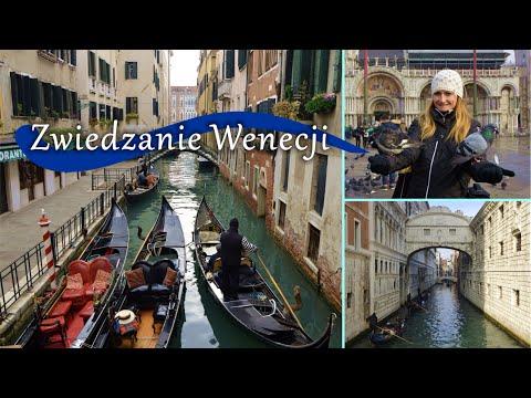 Wenecja miasto na