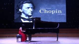 Valse giọng Mi thứ - Độc tấu Piano Thảo My