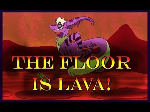 Fnaf 2 bad guy doovi for Floor is lava meme