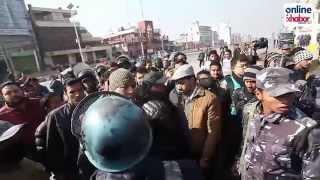 Nepal Banda Ko Partikar Ra Jhadap