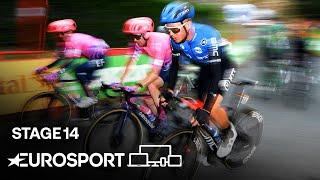 Vuelta a España - Stage 14 Highlights | Cycling | Eurosport