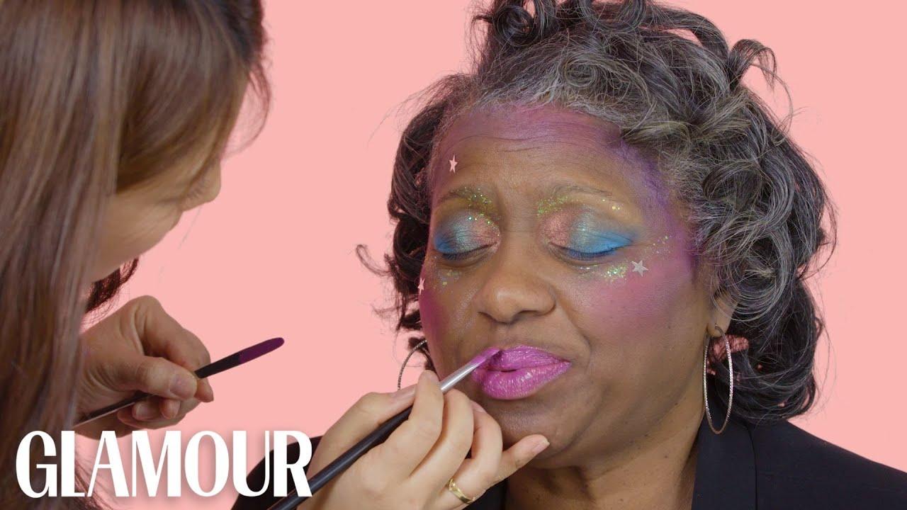 Seniors Try Unicorn Makeup | Glamour