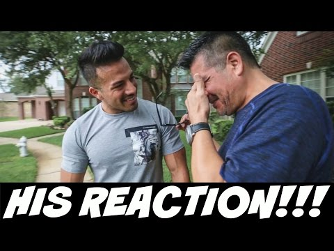Thumbnail: I Bought My Dad A Car... This is His Reaction!!!