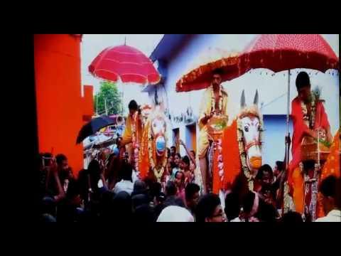 Famous Gajon Festival of Lord Dharmaraj in Bankura district of West Bengal..