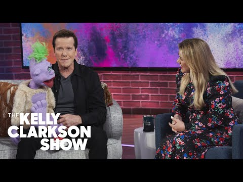 Mike Tyler - Jeff Dunham And His Peanut Puppet On The Kelly Clarkson Show