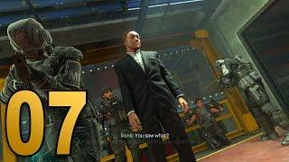 Advanced Warfare Walkthrough - Mission 7 - UTOPIA (Call of Duty Campaign Let's Play)