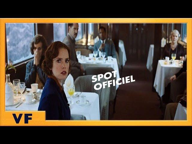 Le Crime de l'Orient Express | Spot - Tous sont suspects - VF HD | 2018