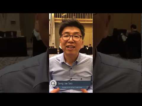 Sang Jae Seo -Founder   CEO of PayX Sharing his views about QuickX