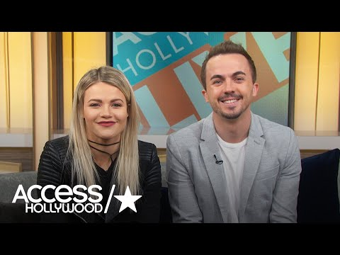 'DWTS': Frankie Muniz & Witney Carson Talk About Their Best Dance Week Yet | Access Hollywood