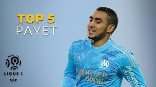 Dimitri Payet - Top 5 Buts - Ligue 1 / LOSC Lille & Olympique de Marseille