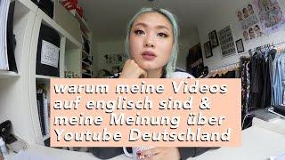 Über Konstruktive Kritik & Youtube Deutschland