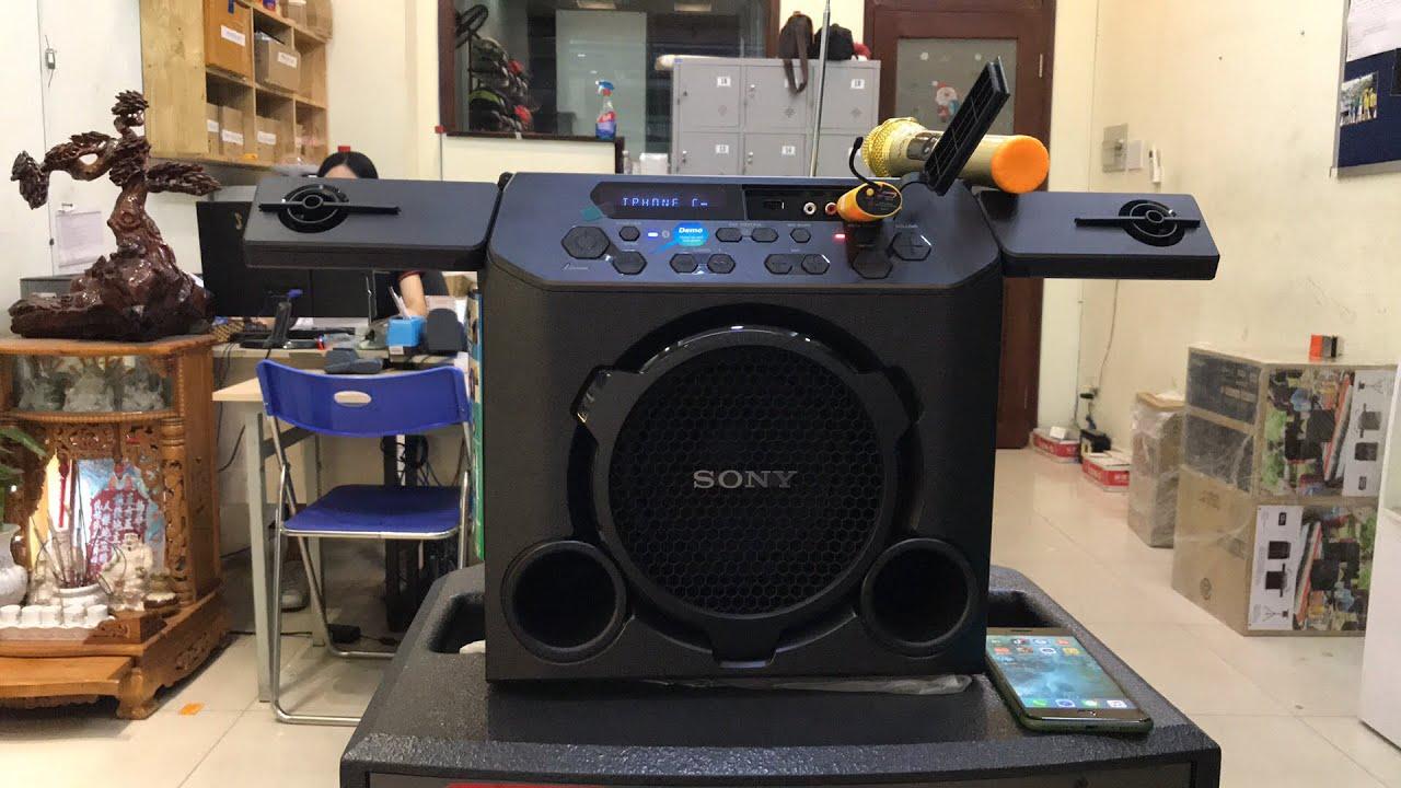 Loa Kéo đáng mua nhất của Sony