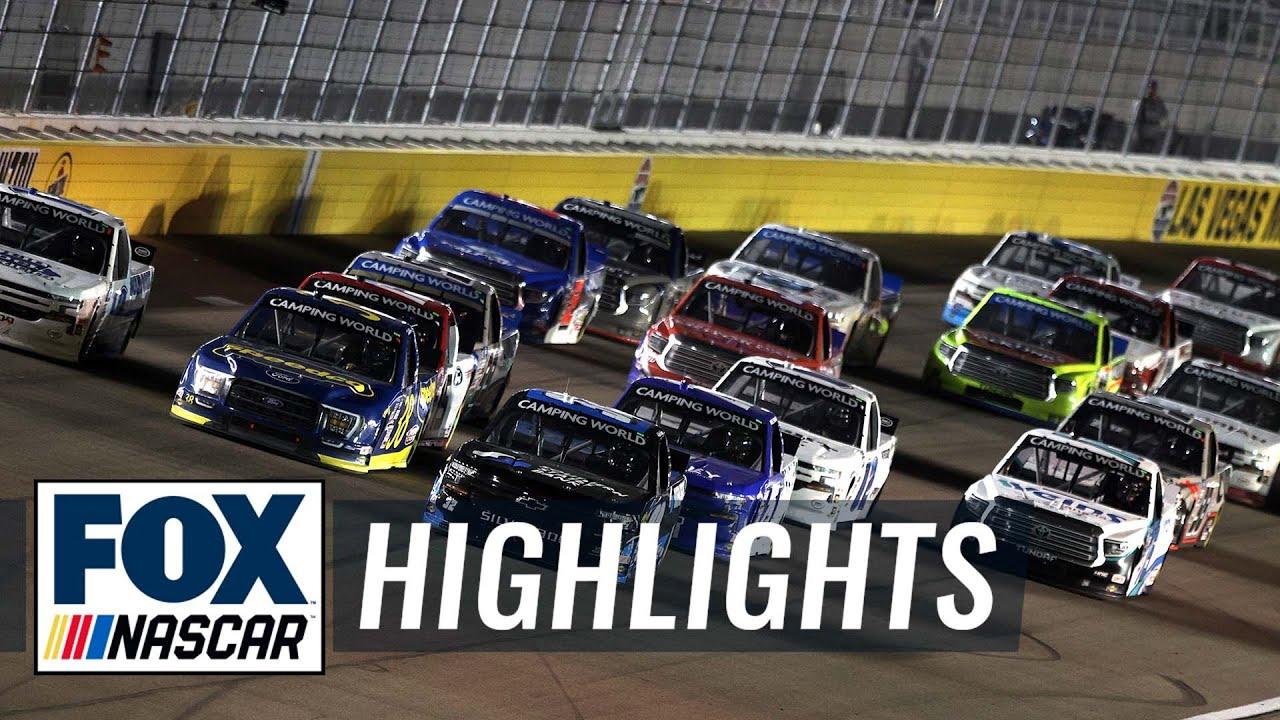 Download NASCAR Camping World Truck Series at Las Vegas   NASCAR ON FOX