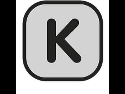 كيبورد متخصص في زخرفة الحروف الانجليزية و العربية Youtube