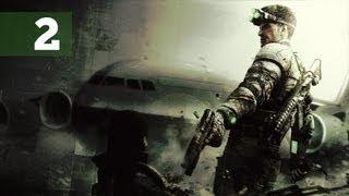 видео Splinter Cell: Blacklist прохождение