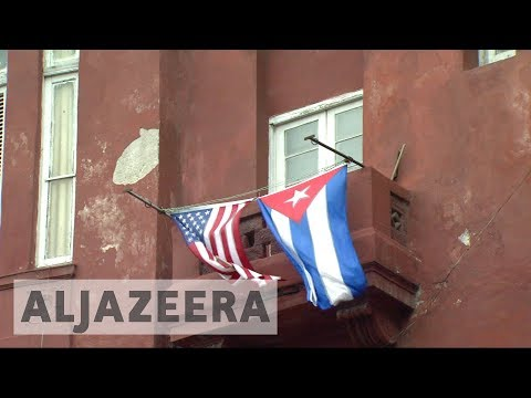 Disappointment in Cuba over US policy reversal