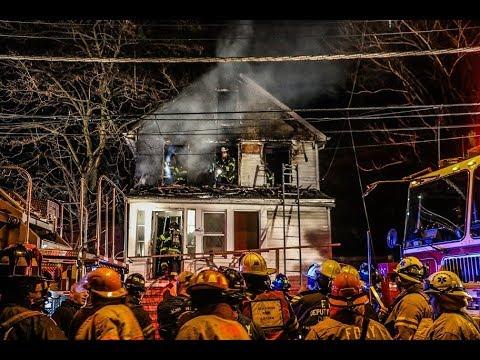 FDNY Box 0936: Fatal Staten Island 2-alarm Fire
