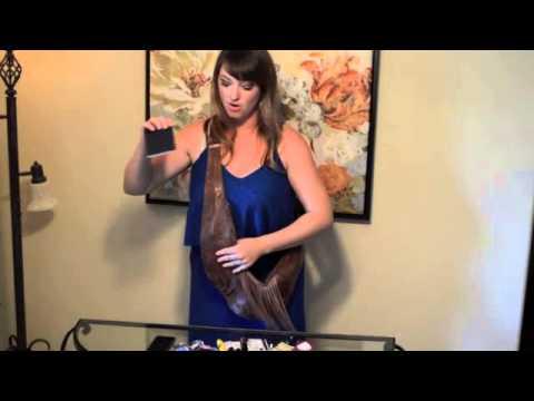 How to use a Sash bag - YouTube 05eb5cb1fa13