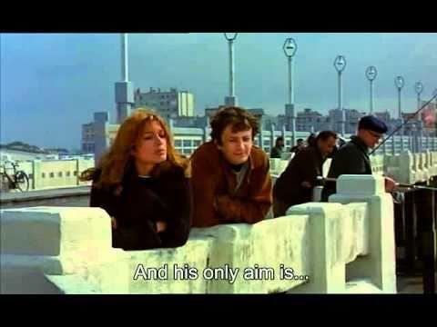 Alain Resnais - Je t'aime, je t'aime - Dialogue about cats