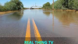 Arizona swimming hole flash flood