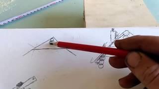 видео Скользящее крепление - опоры для стропил к мауэрлату, брусу, бревну