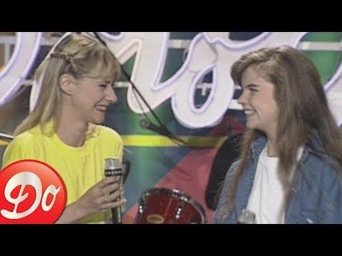Dorothée & Mélody - Y'a pas que les grands qui rêvent (Prestation Club Dorothée)