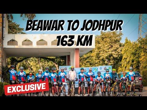 Tour of Rajasthan | Beawar to Jodhpur - 163 KM | Rajasthan Road Riders | #OMbana ft.