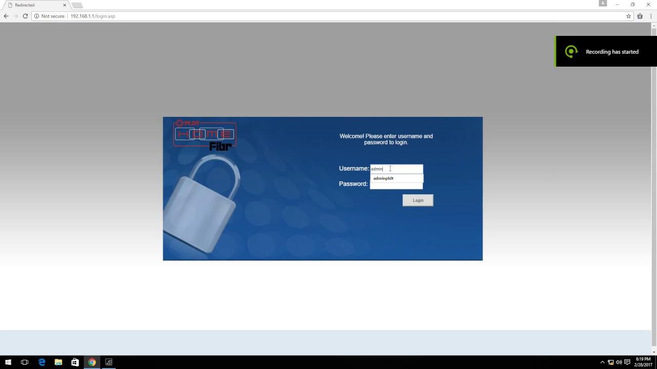 PLDT Fibr - Enable Lan 2 & 3 (1080p) by wabendat