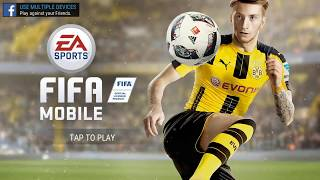 FIFA Mobile MOD (Unlimited Coins) (Android/iOS) 2017 (v6.3.0)
