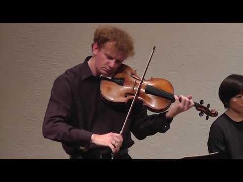 Johannes Brahms, Sonata in G Major Op.78, Veit Hertenstein(Viola) / Fuyuka Kusa(Piano)