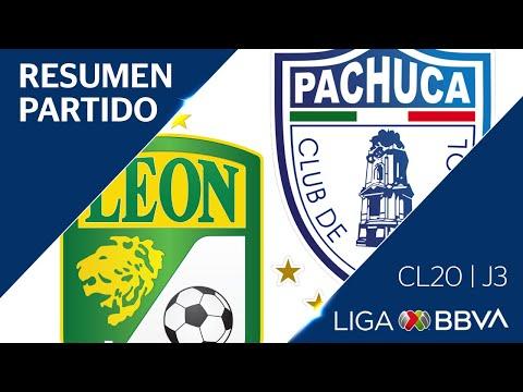 Resumen | León 3 - 0 Pachuca | Liga MX - Clausura 2020  - Jornada 3 | LIGA BBVA MX