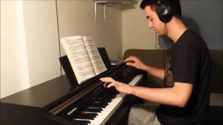 S.A.R.S. - Lutka (Piano cover)