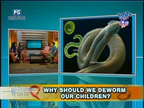 When To Deworm Children