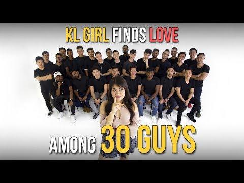 KL Girl Finds Love Among 30 Guys
