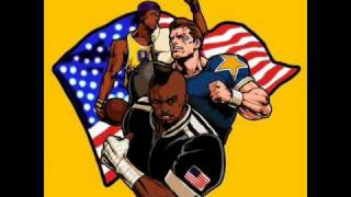 KoF 94 USA Theme Slam No. 5  (Arranged Version).