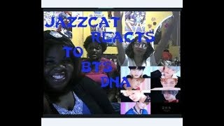 Gambar cover JazzKat w/friends reacts to BTS DNA' Official MV