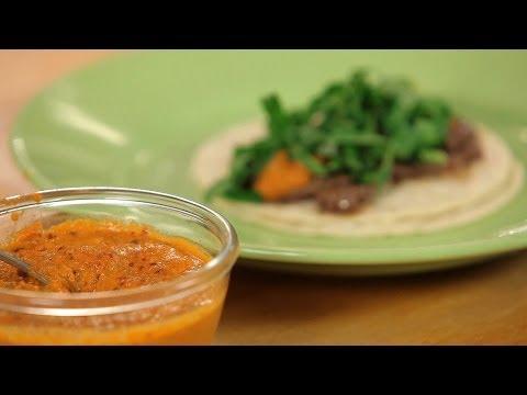 How to Make Peanut Salsa | Tacos