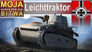 Leichttraktor - pierwsza bitwa w nowym World of Tanks :)