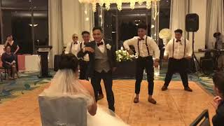 Best Groom Performance for his Bride