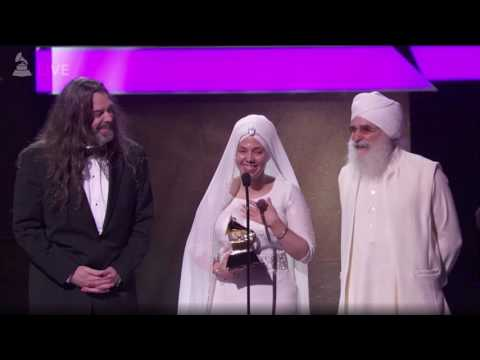 GRAMMY Award for Best New Age Album - White Sun II - 59th GRAMMYs Acceptance Speech
