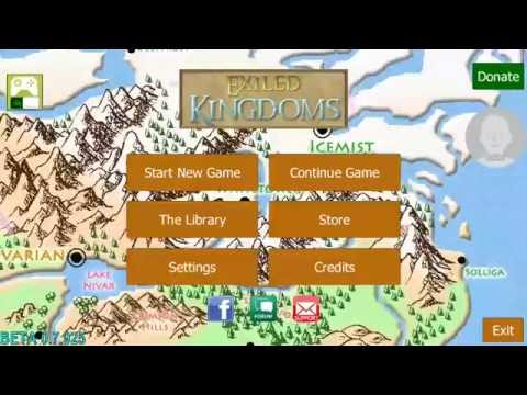 Let's Play Exiled Kingdoms Part 1: Welcome to the Classics!