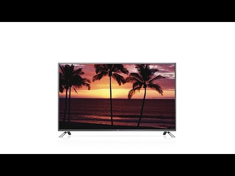 LG 47in 1080p Smart 3D TV with WiFi and 3D Glasses