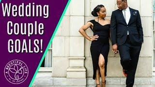 BLACK WEDDING COUPLE GOALS! April 2019 abeeutifullife vlog