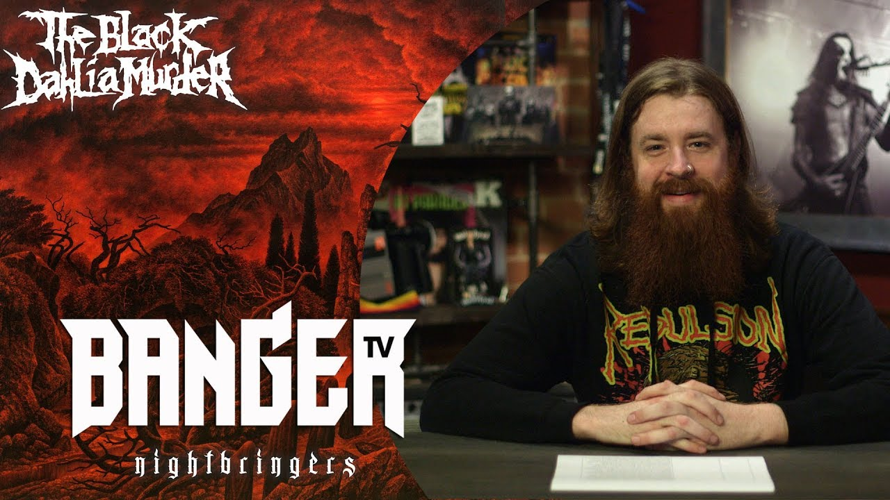 THE BLACK DAHLIA MURDER Nightbringers | Overkill Reviews episode thumbnail
