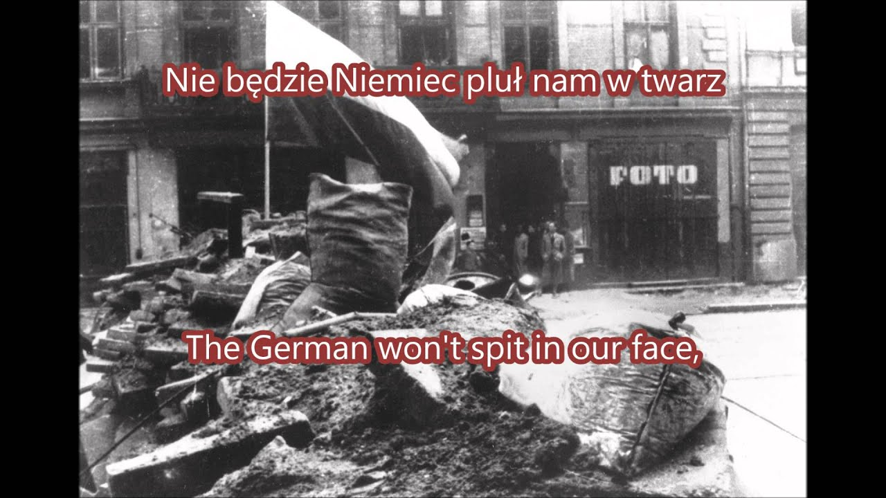 Rota Polish Patriotic Song Translation