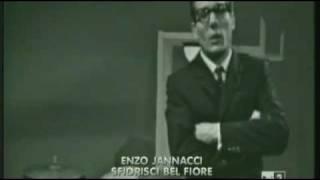 ENZO JANNACCI - SFIORISCI BEL FIORE
