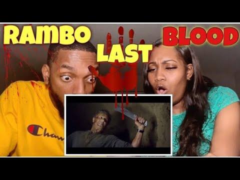 Rambo: Last Blood (2019 Movie) Teaser Trailer REACTION