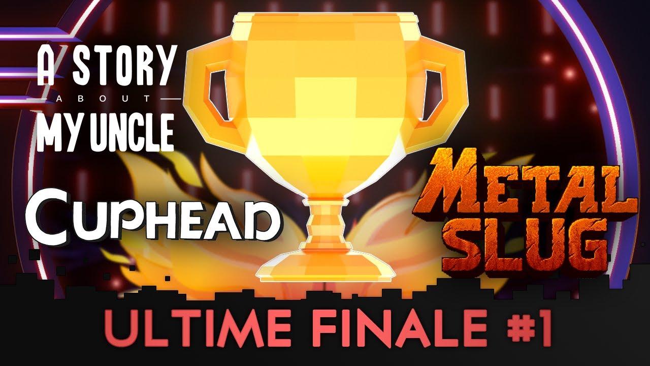 Ultime Décathlon 6 - Ultime Finale 1/4 (Cuphead, ASAMU & Metal Slug)